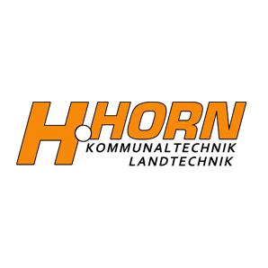 Firmenlogo von H.HORN Kommunal- & Landtechnik