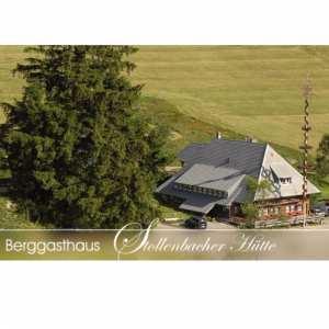 Firmenlogo von Berggasthaus Stollenbacher Hütte