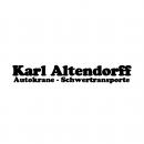 Firmenlogo von Karl Altendorff e.K. Autokrane - Schwertransporte